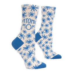 Atomic Mom Crew Sock