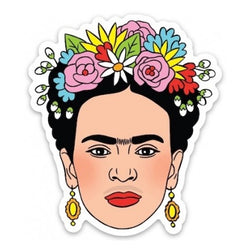 Frida Vinyl Stickers