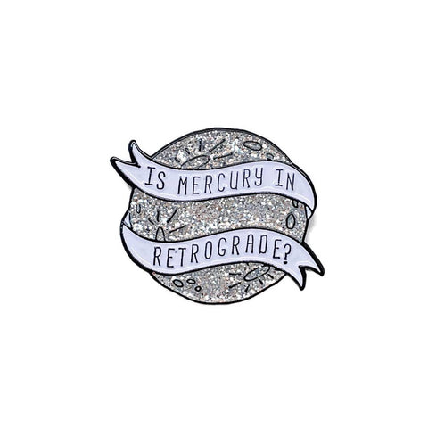Is Mercury In ?  Retrograde Pin
