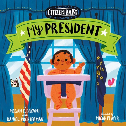My president baby board book
