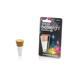Rechargeable Multi Color Bottlelight