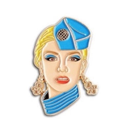 Brittany Spears toxic enamel pin