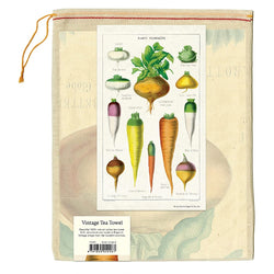 Vegetable teatowel