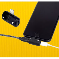 2 in 1 charging phone accessory