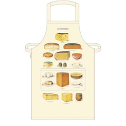 Cheese vintage apron by cavellini
