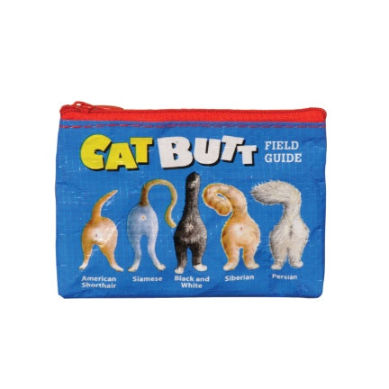 Cat Butt Coin Pouch