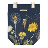 Dandelion  canvas tote by cavellini