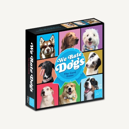 We Rate Dogs , The card game