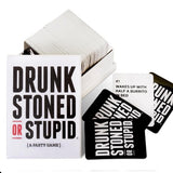 Drunk Stoned or Stupid , Party Game