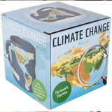 Climate Change Heat Changing Mug
