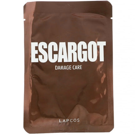 Escargot damage care face mask by lapcos