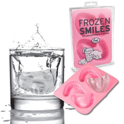 Frozen smiles teeth ice trays