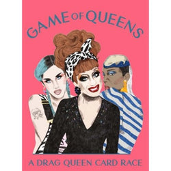 Game of  Queens deck by chronicle