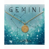 Zodiac Medallion- Taurus, Gemini, Cancer