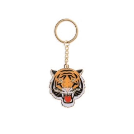 Tiger Key Ring