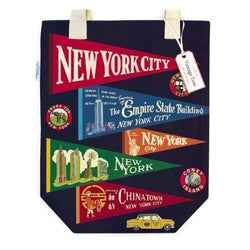 New York Pennant Tote