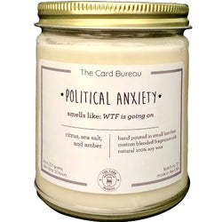 Political Anxiety Candle