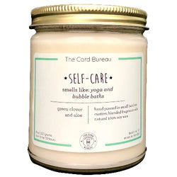 Self-Care Candle