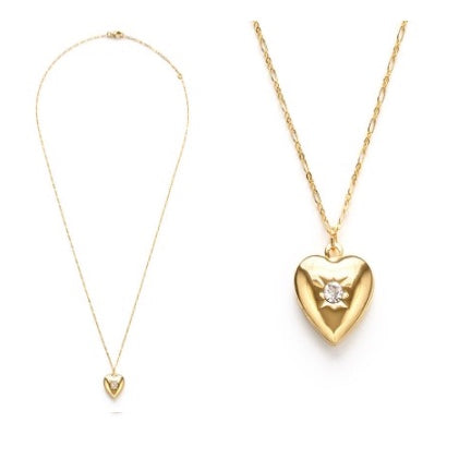 Small Heart Locket
