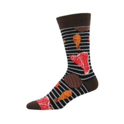 Meatlovers mens sock