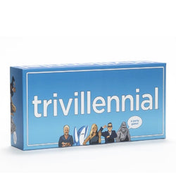 Trivillennial, A Party Game