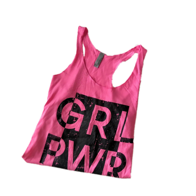 Girl Power Tee - The Boutique Hub