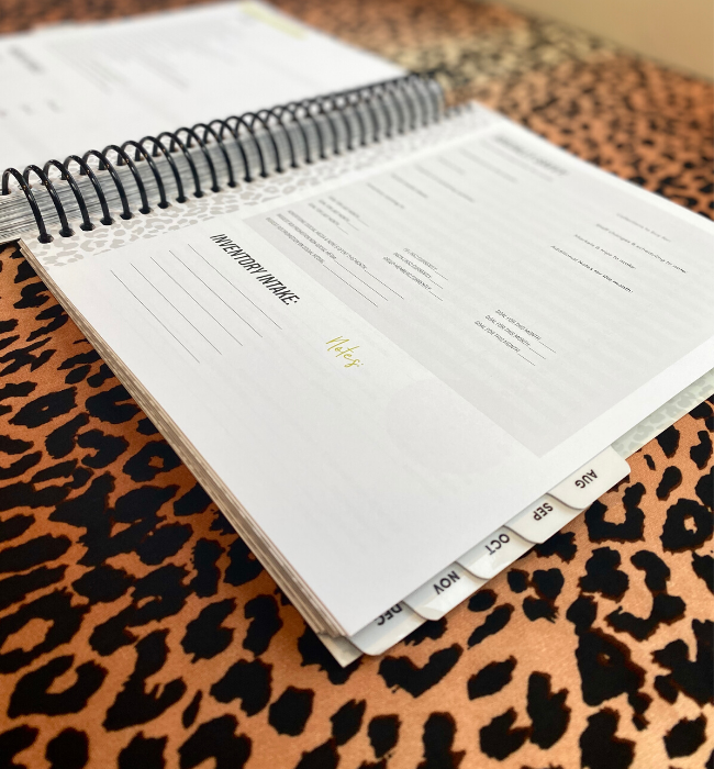 2020 #BoutiqueBoss Planner - The Boutique Hub