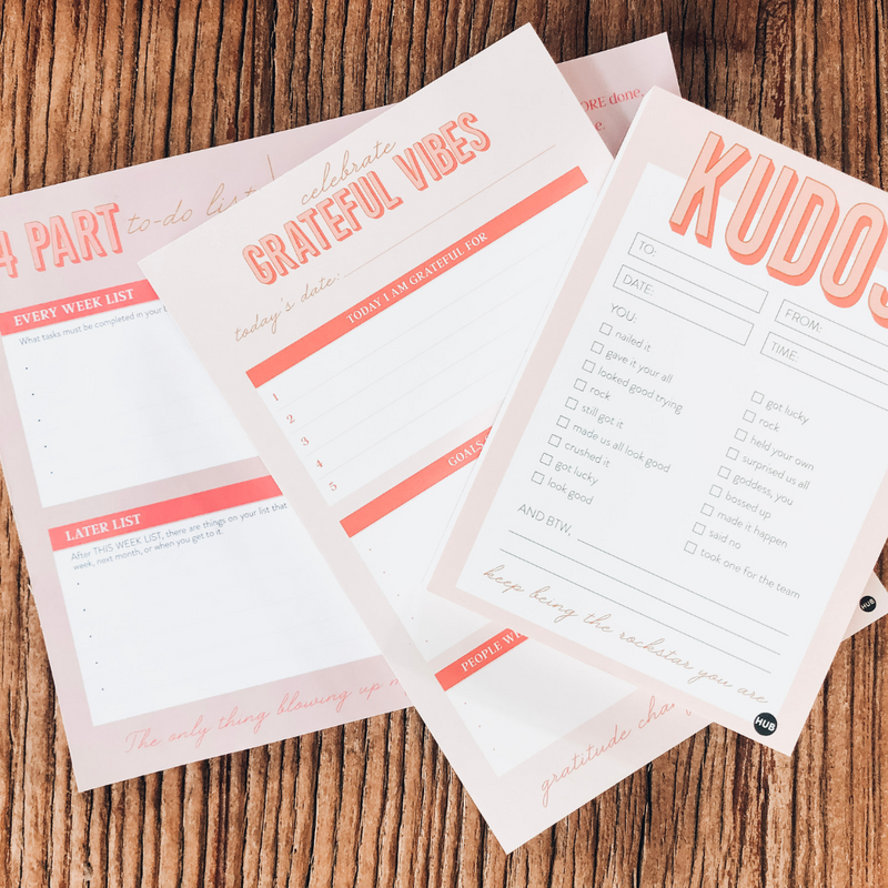 #BoutiqueBoss Planner Bundle (BOSS Edition) - The Boutique Hub