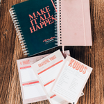 Kudos Team Tear-Off Notepad - The Boutique Hub