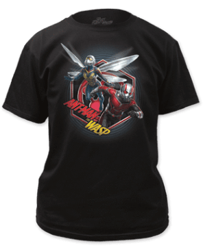 Ant-Man and The Wasp Movie Flying T-Shirt