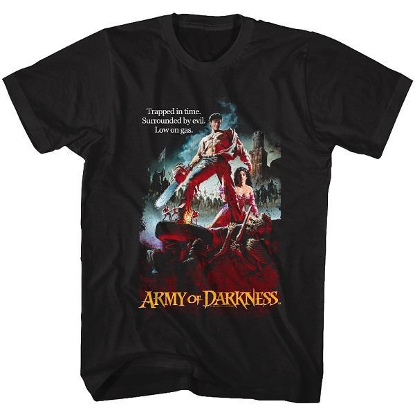 Shirt Army of Darkness Trapped In Time T-Shirt
