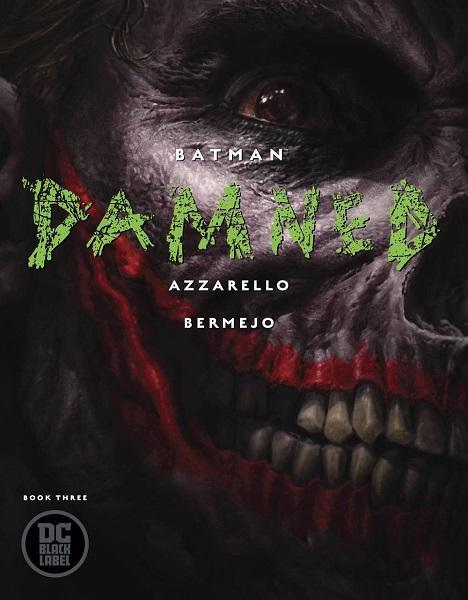 Batman Damned #3