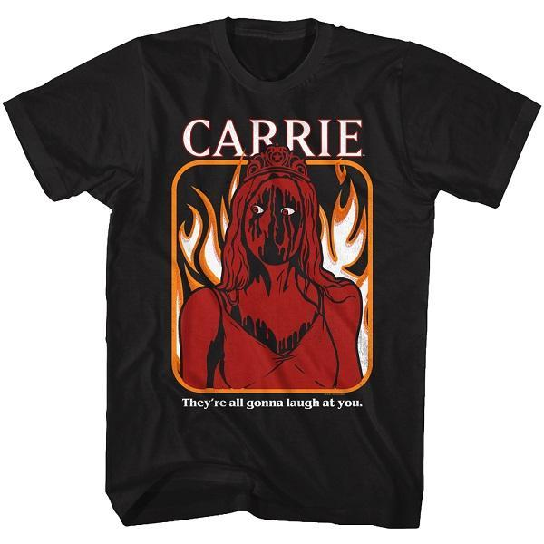 Shirt Carrie All Gonna Laugh Slim Fit T-Shirt