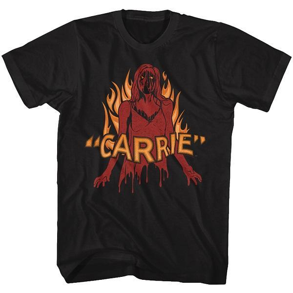 Shirt Carrie Blood and Fire T-Shirt