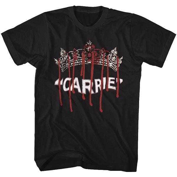 Shirt Carrie Queen Carrie T-Shirt