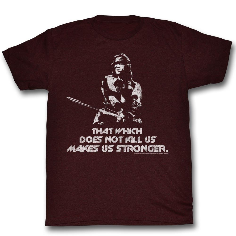Shirt Conan The Barbarian Stronger Slim Fit T-Shirt