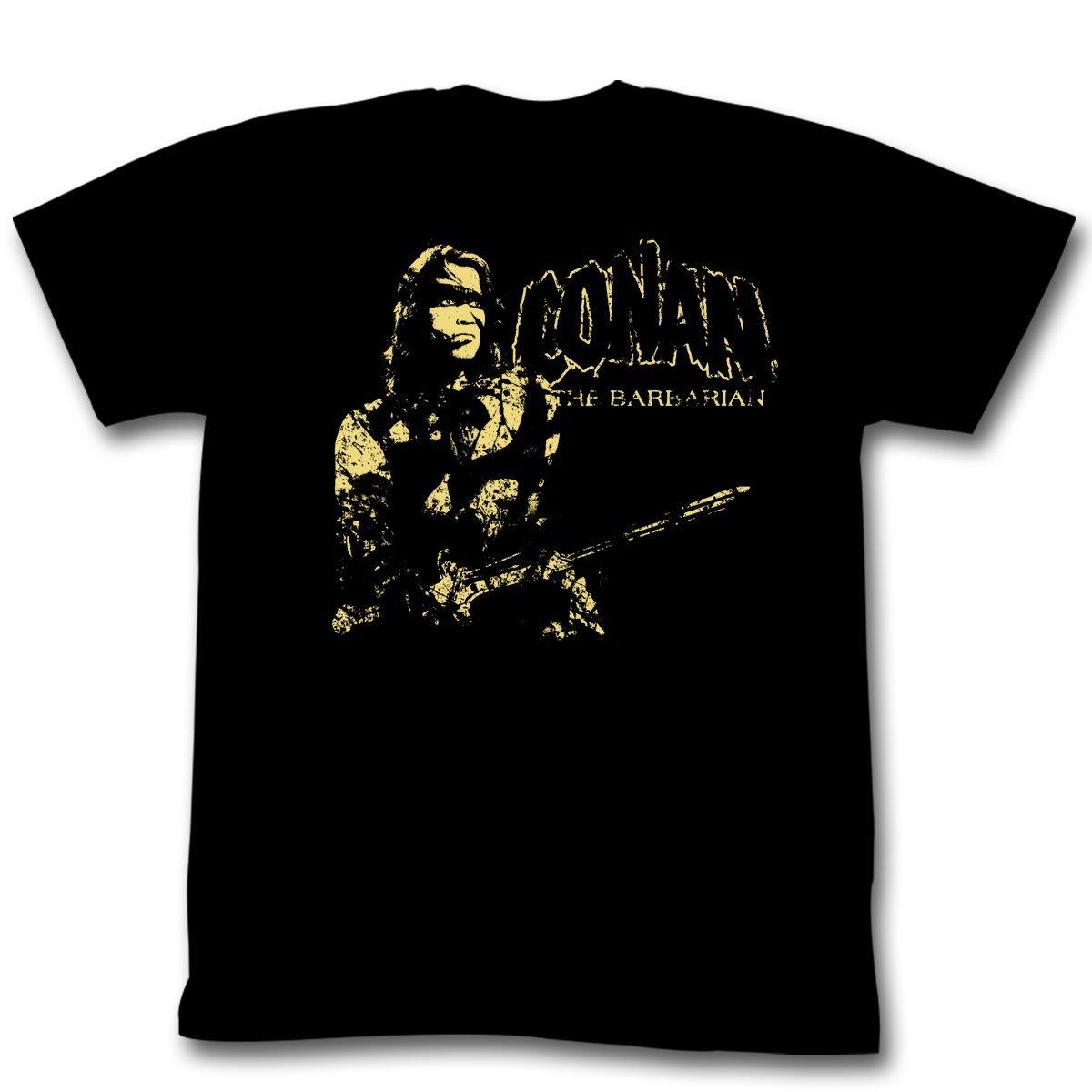Shirt Conan The Barbarian The Man Distressed T-Shirt