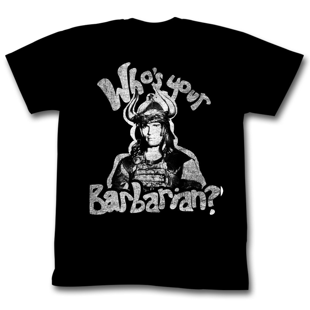 Shirt Conan The Barbarian Who's Your Barbarian T-Shirt