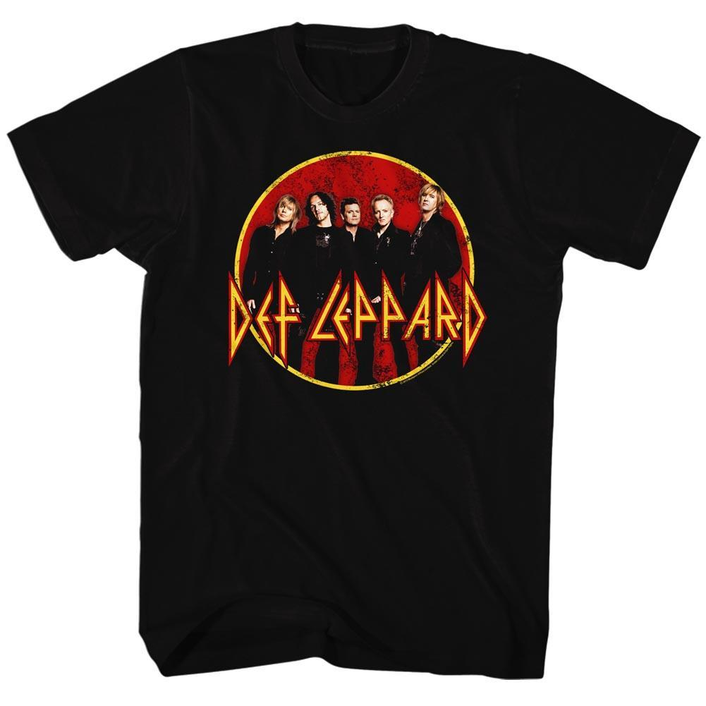 Shirt Def Leppard Group Shot T-Shirt