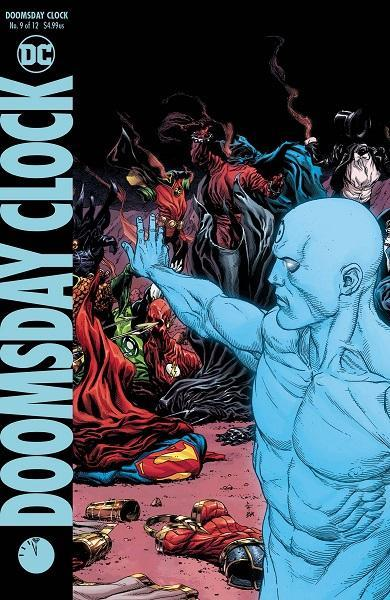 Doomsday Clock #9 Variant