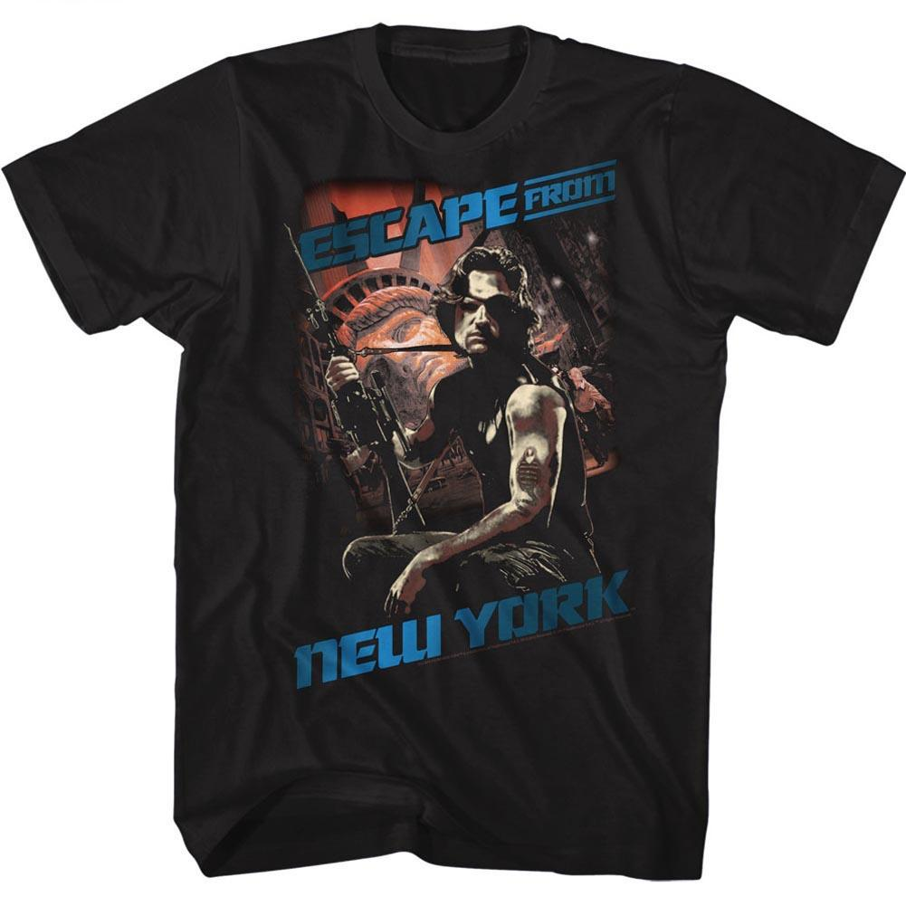 Shirt Escape From New York - Snake T-Shirt