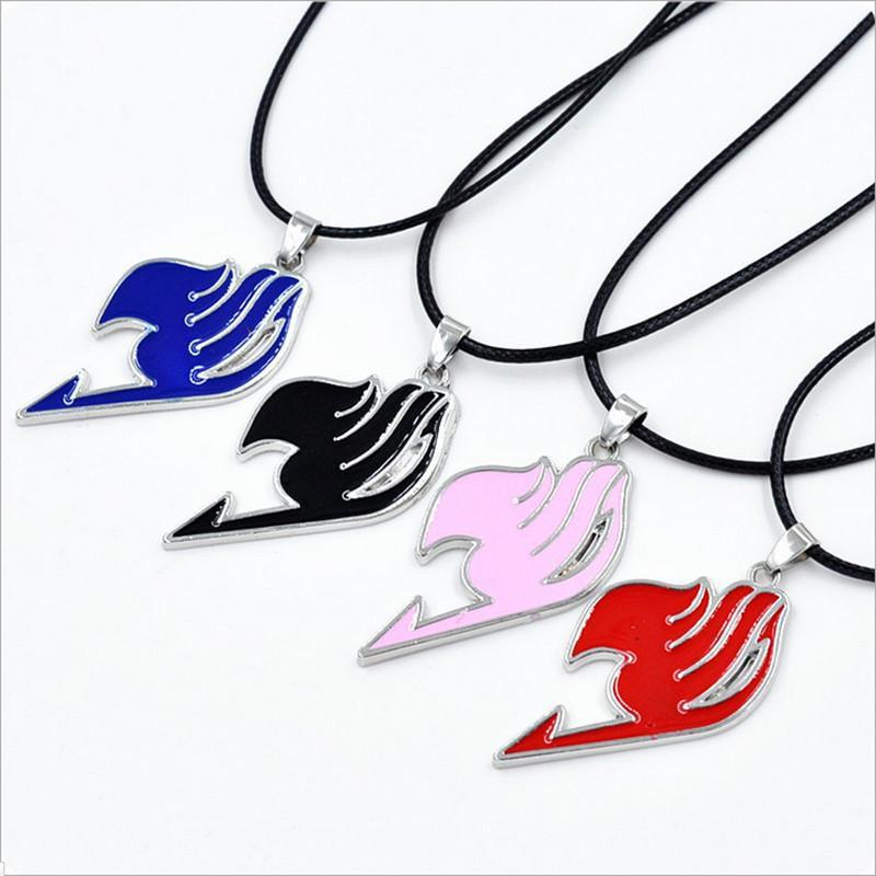 Necklace FAIRY TAIL Guild Pendant Necklace