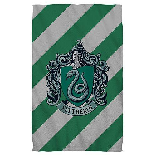 "Towel HARRY POTTER Slytherin Crest Beach Towel (36"" x 58"")"