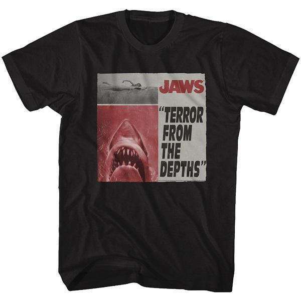 Jaws Terror From The Depths T-Shirt