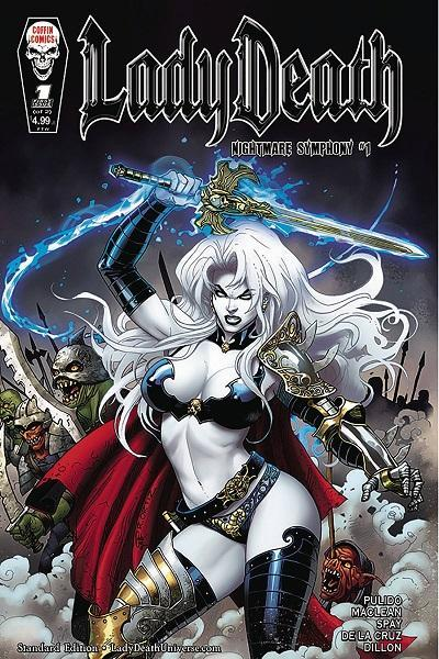 Lady Death Nightmare Symphony #1