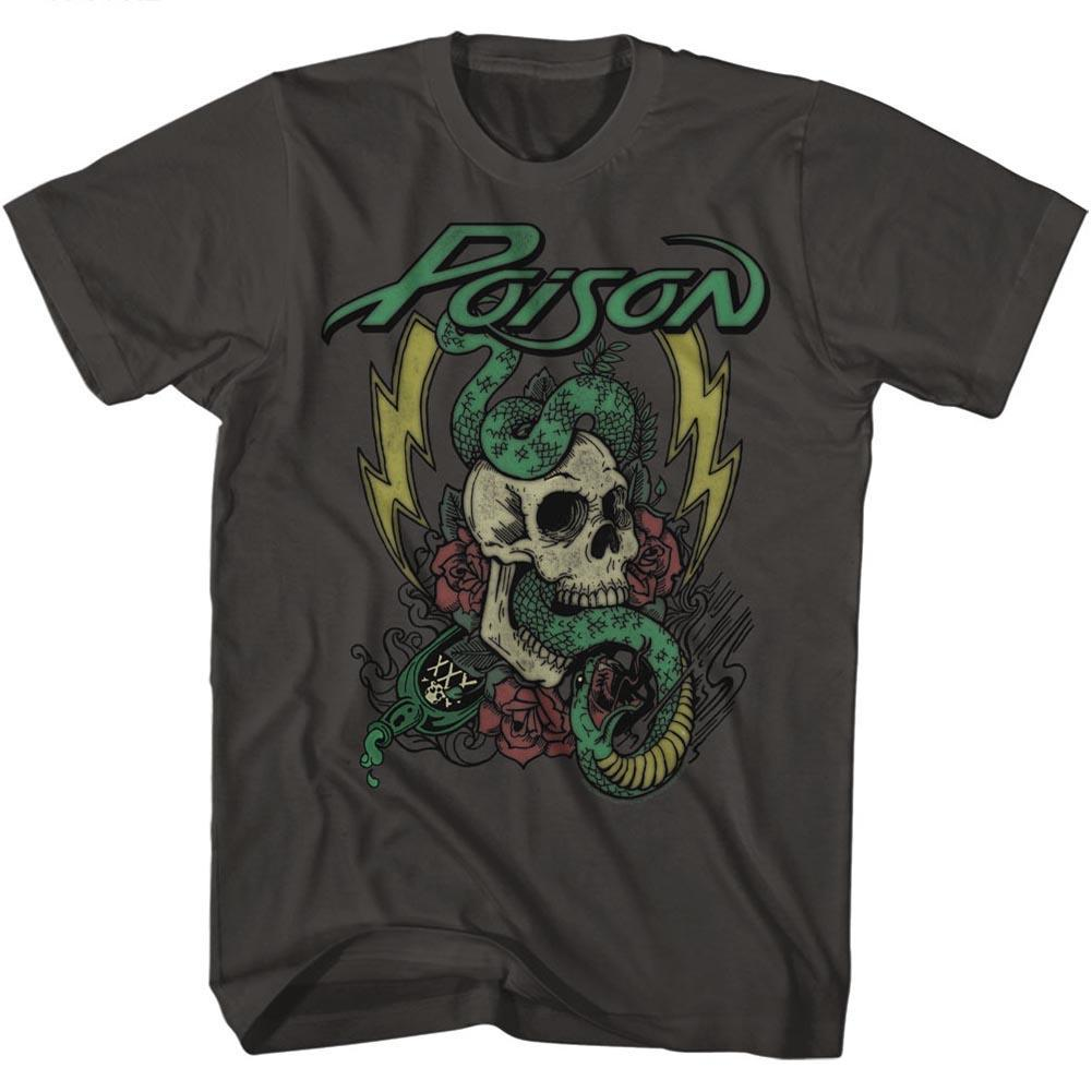 Shirt Poison Colored Tattoo T-Shirt