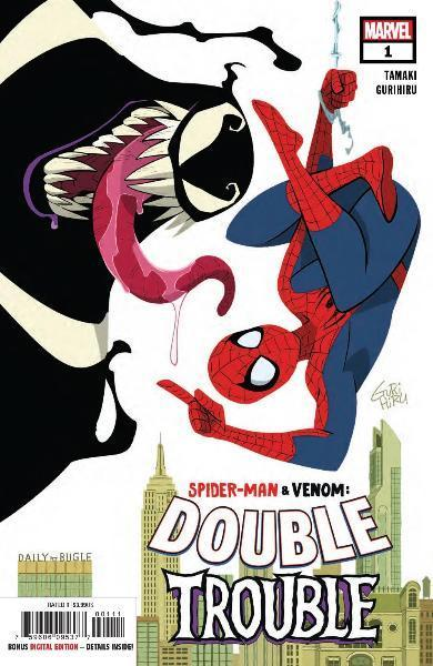 Spider-Man and Venom Double Trouble #1
