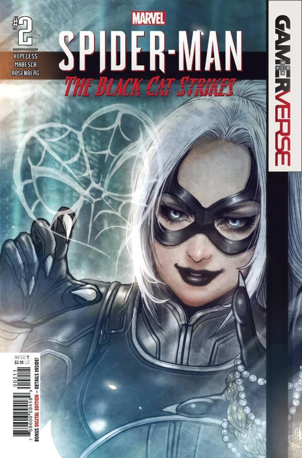 Spider-Man Black Cat Strikes #2
