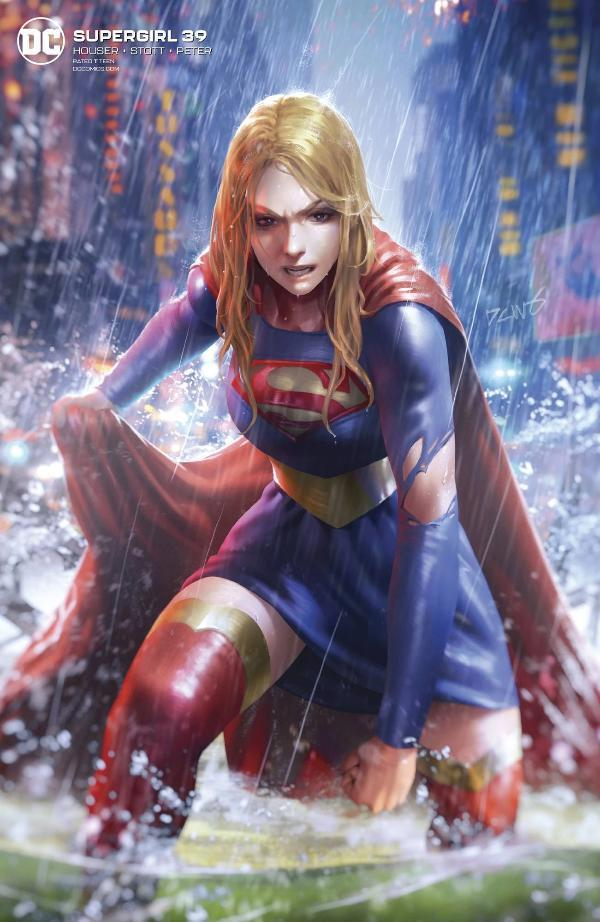 Supergirl #39 Chew Variant