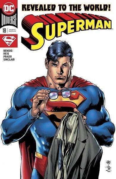 Comic Book Superman #18